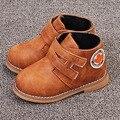 Estilo británico de Los Bebés Zapatos Casuales All Season Niños Botas Niños Boy Primeros Caminante Zapatos Ninos
