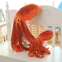 Octopus Plush Toys Dolls the cute Pillow Seat Cushion Backrest the stuffed toys for children Christmas gifts 30CM/50CM