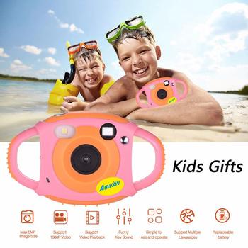 Zabawki dla malucha aparat edukacyjny Mini fotografia cyfrowa aparat fotograficzny prezent urodzinowy fajny aparat fotograficzny dla dzieci aparat fotograficzny dla dzieci tanie i dobre opinie Liplasting Z tworzywa sztucznego 3 lat Children camera Unisex 1 * Built-in 3 7V 600mAh Lithium Battery Zasilanie bateryjne