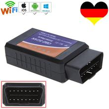 цена на ELM 327 Wifi A-WB18A-H V1.5 OBD2 OBDII Car Diagnostic Scanner Chip OBD 2 Auto Code Reader Android/IOS Diagnostic-Tool
