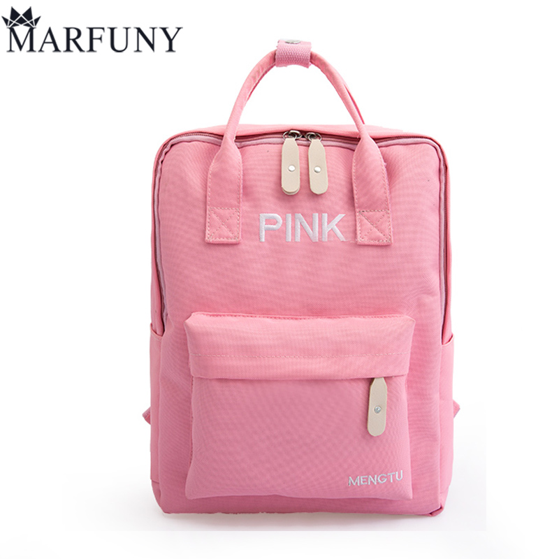 b8a32314d0 Detail Feedback Questions about MARFUNY Brand Oxford School Bags For  Teenage Girls Preppy Style Laptop Backpack Kaken Backpacks Woman 2018 Pink  Mochila ...