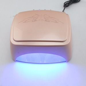 Image 3 - LKE Nail lamp 60W CCFL LED UV Lamp High Power Nail Machine For LED Phototherapy Nail Gel And Nail Art Manicure Popular Design
