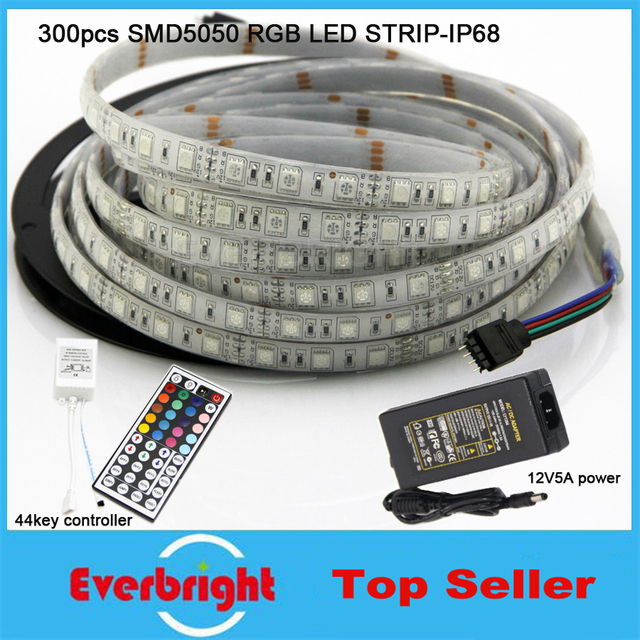 5m 300 led 5050 led strip ip68 waterproof 12v led flexible strip 5m 300 led 5050 led strip ip68 waterproof 12v led flexible strip light filled silicone waterproof mozeypictures Gallery