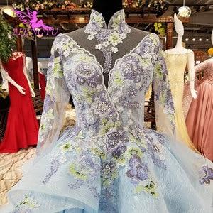 Image 4 - AIJINGYU فستان زفاف الدانتيل امرأة المشاركة الفاخرة خمر رخيصة صنع في الصين حجم كبير ثوب 2021 مواقع الزفاف