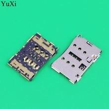 Картридер для sim карт yuxi разъем держателя лотка huawei p8