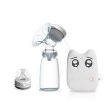 USB Электрический молокоотсос соска бутылочка электрическая мощная всасывающая соска bpa Бесплатный молокоотсос насосы холодная грелка соска