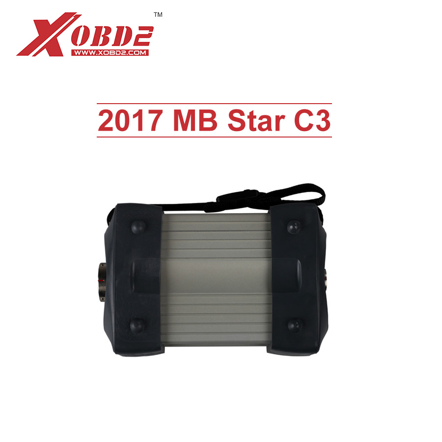 2017 best selling mb star c3 auto diagnostic tool all new red relay c3 multiplexer and