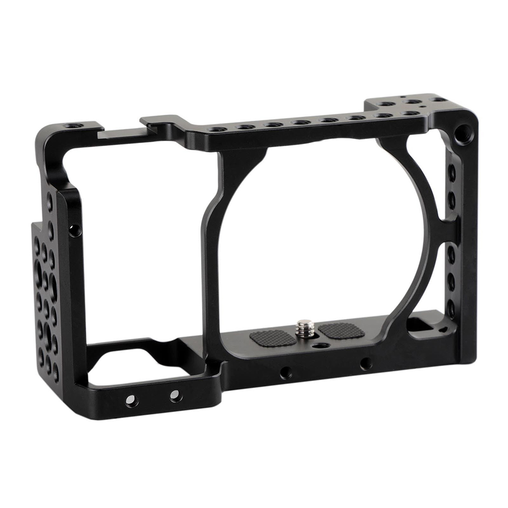 A6500/A6300 Cage for Sony ILCE-6000/ILCE-6300/ILCE-A6500/Nex-71661 new version smallrig cage for sony a6300 a6000 a6500 ilce 6000 ilce 6300 ilce a6500 sony nex 7 cage 1661
