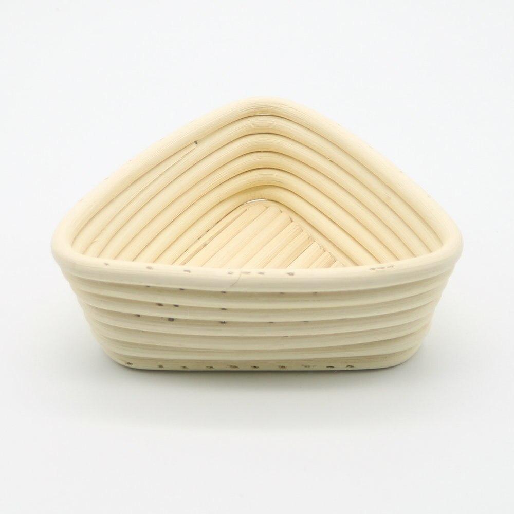 Triangle Banneton Bortform Bread Dough Proofing Rattan ...