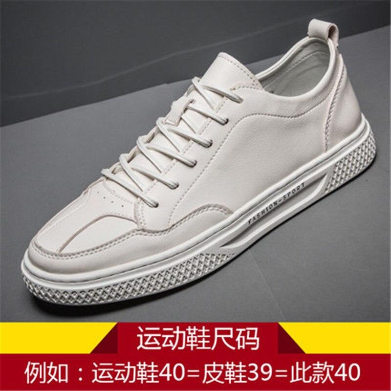 Los White1 black2 black1 white2 Zapatos Calidad yellow Hombres Genuino Hombre De Diseñador Modelos Vaca Excelente Lujo Moda Cuero 1pZ8COwqxA