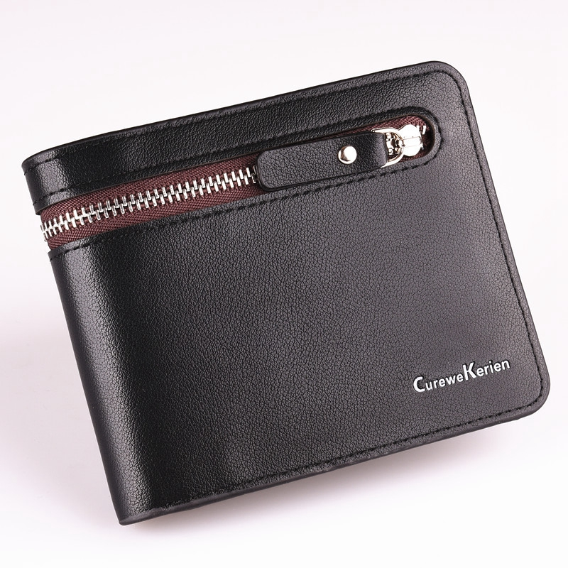 Hot Sale Mens Crocodile Black Real Genuine Leather Bifold Clutch Wallets Purses Coin Pouch ID Credit Cards Holder Dollar Package legend pu leather bifold clutch men s short wallets purses 2016 male id credit cards holder carteira masculina feb15
