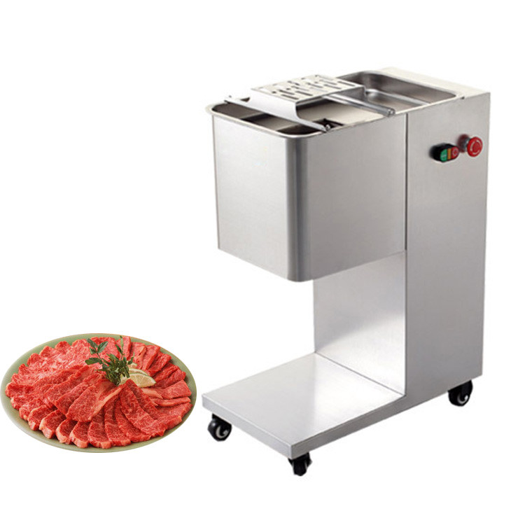 цена на BEIJAMEI 500KG Electric Meat Slicer Automatic Meat Cutting Machine Commercial Meat Grinders for Restaurant