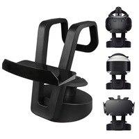 Universal VR Stand Display Station Storage Stand For PlayStation VR PSVR HTC Vive Oculus Rift CV1