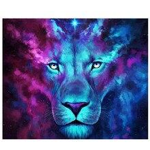 Diamond painting Tiger Full 5D Embroidery Animal Rhinestone Cross Stitch Set Mosaic Home Decor Custom Photo