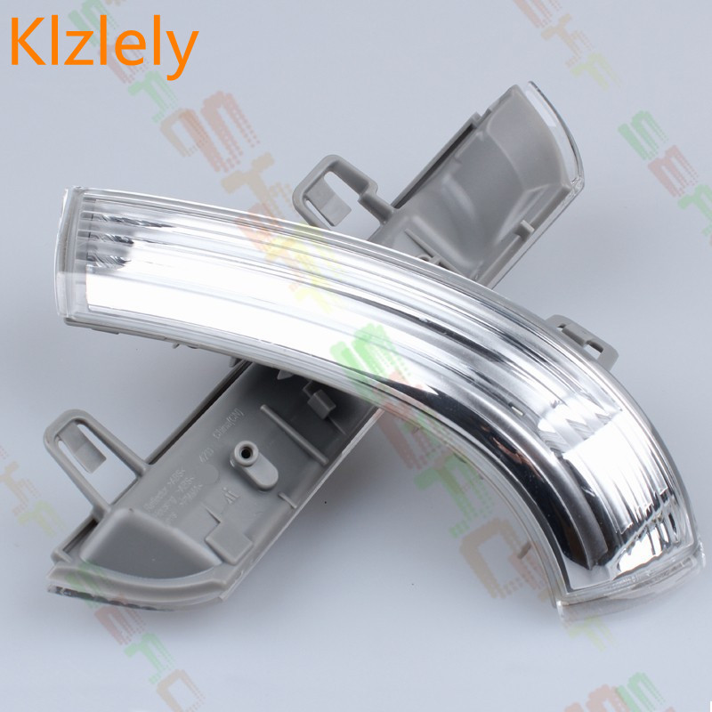 For Volkswagen VW GOLF 5/V  2003/04/05/06/07/08/09  Led Car Styling Side Mirror With Indicator Turn Signals Lights 1K0 949 101/2 2pcs car styling auto no error under mirror led puddle light lamp for volkswagen vw golf mk6 gti touran 2011 white accessories