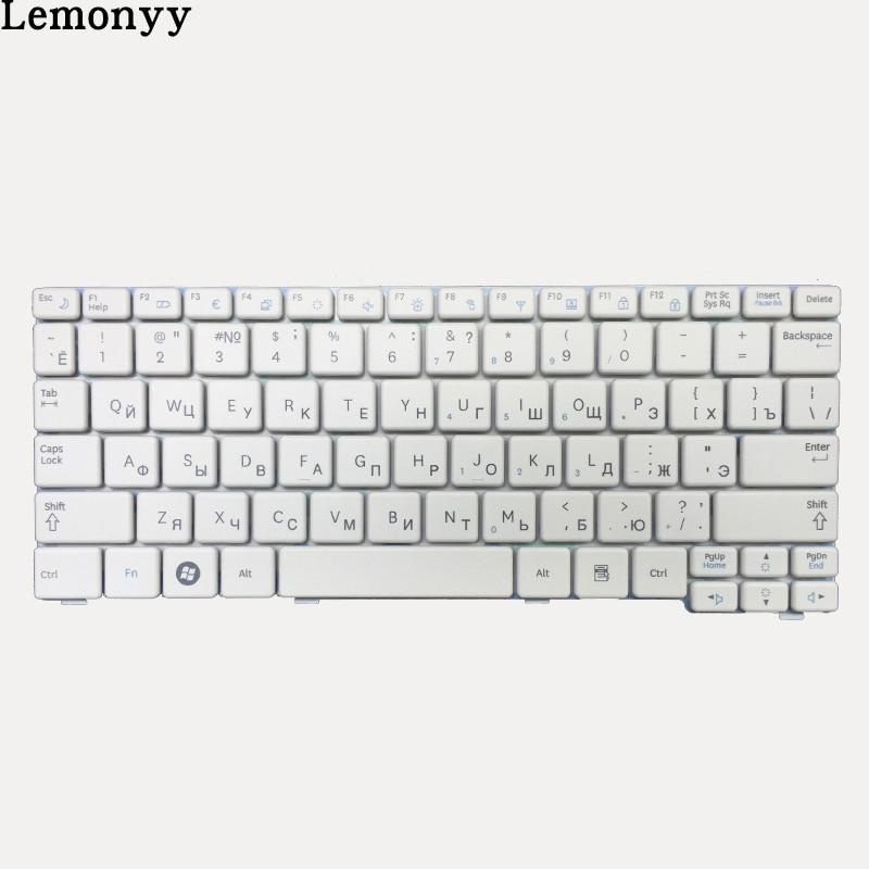Image 3 - New Russian keyboard for Samsung N150 NB20 NB30 N143 N148 NPN148 NPN150 N158 RU laptop keyboard White/black-in Replacement Keyboards from Computer & Office on
