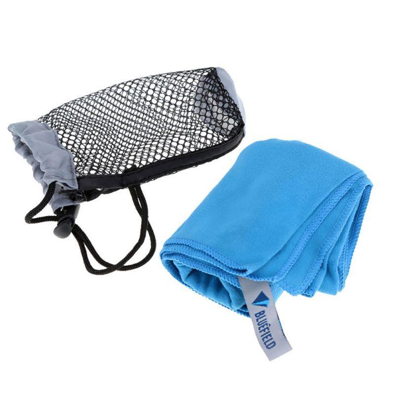 Microfiber Antibacterial Ultralight Compact Quick Drying Towel Camping hiking Hand Face Towel Outdoor travel kits