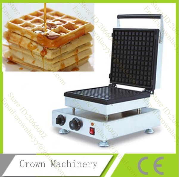 220V/110V electric stainless steel big rectangle shape commercia ...
