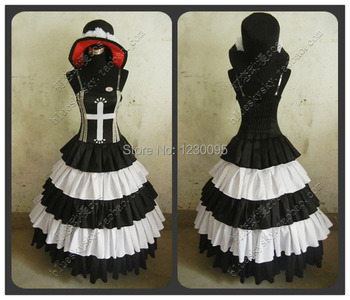 One Piece Perona cosplay Costume Perona Two Years Later Cosplay