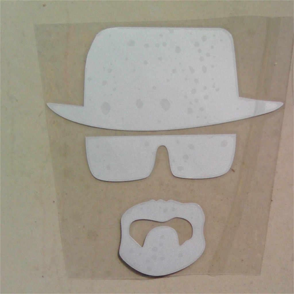 Carprie 2019 New Cowboy Hat Decal Truck Car Sticker Sticker Decal Reflective Sticker 16x15cm 3.7
