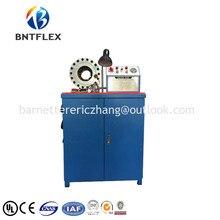 Завод по производству 6-51 мм 4SP BNT50 гидравлических шлангов обжимные машины