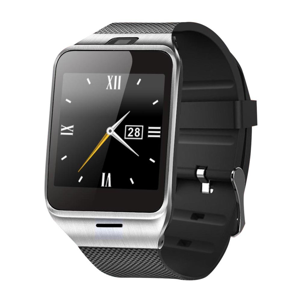 2016 New GV18 Aplus Smartwatch Bluetooth Smart Watch for Android IOS Phone Support SIM TF Card SMS GPRS NFC FM PK DZ09 GT08 U8 3w smd 5050 led wall sconces picture mirror front light warm whitefixture bathroom lamp with switch