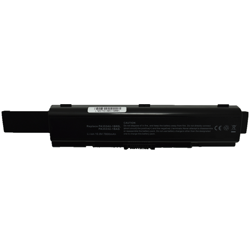 HSW Laptop Battery FOR Toshiba Satellite Pro A200 A210 L300 L300D L550 L450 L500 battery for laptop pa3534u 1brs a300 battery in Laptop Batteries from Computer Office