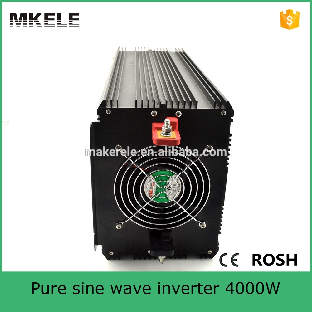 цена на MKP4000-481B 48vdc input 4000 watt pure sine wave single output 120vac Power inverter solar 4kva inverter for house
