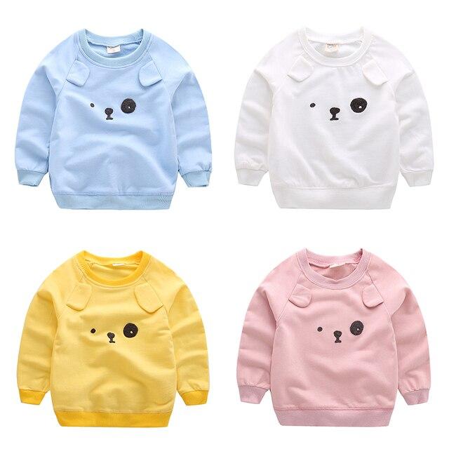 Мальчик свитер, 2017 новый, ребенок хлопчатобумажную рубашку, случайные весной и осенью, мальчики весна грунтовки рубашку