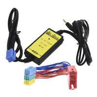 Auto Audio USB AUX Adapter 3,5mm interface AUX CD Wechsler für Audi 8Pin A2 A4 A6 S4 A8 A8 allRoad TT für vw golf gti jetta