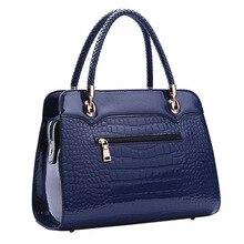 Women handbag women bag ladies big bag handbag Messenger bag crocodile pattern shoulder bag