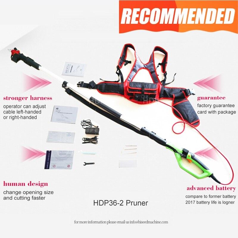 Long Arm Pruner, Electric Secateurs, Tree Scissors, High Tree Pruner Telescopic Tree, Pole Pruner Long Reach Brach Pruner