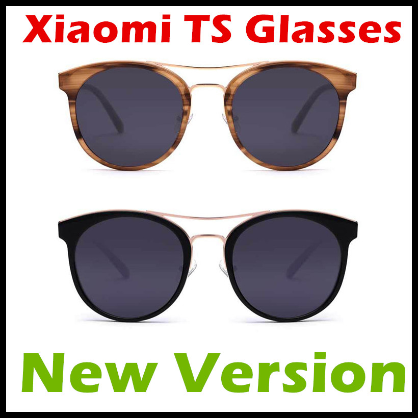 2017 Xiaomi Turok Steinhardt TS New Nylon Polarized Traveller Sun Glasses Lenses 100% UV-Proof for Outdoor Travel Man Woman in stock xiaomi turok steinhardt ts brand nylon polarized stainless sun lenses 18g edgeless 100