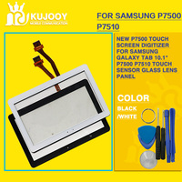 New P7500 Touch Screen Digitizer For Samsung Galaxy Tab 10 1 P7500 P7510 Touch Sensor Glass