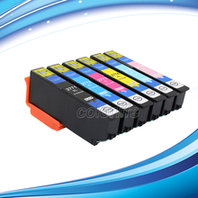 В продаже, 277XL T2771-2776 совместимые картриджи для Epson выражение фото XP-850 XP-950 XP 850 XP 950