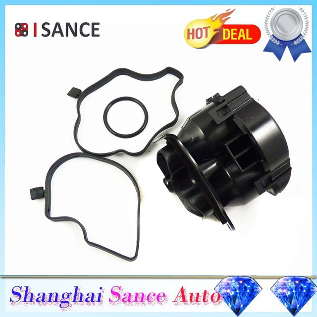 ISANCE Breather Crankcase Oil Separator Filter 11127799367