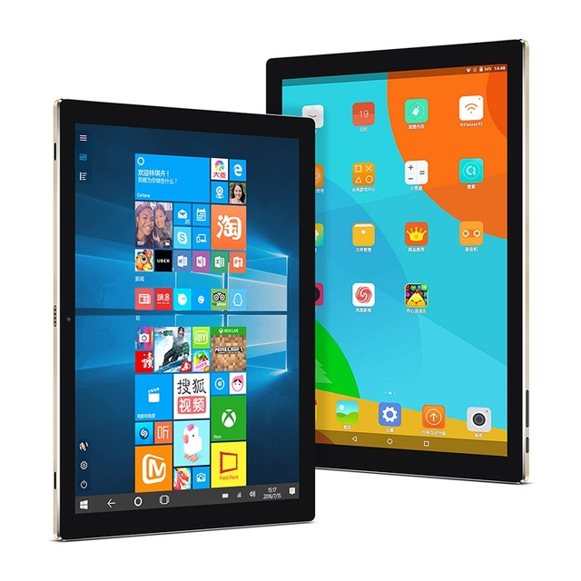 """Teclast Tbook 10s 2 in 1 Tablet PC Windows 10+Android 5.1 Intel Cherry Trail Z8350 Quad Core 4GB+64GB 10.1"""" 1920*1200 Tablets"""