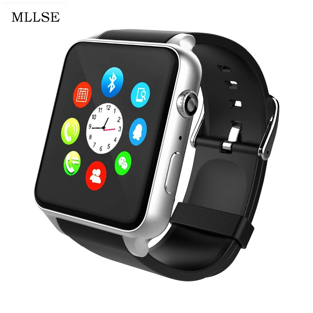 ФОТО 100%Original Heart Rate Monitor Bluetooth waterproof Smart watch GT88 Smartwatch Support SIM Card For IOS Android pk apple watch