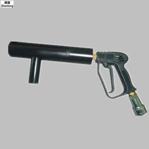 Image 3 - Pistola Co2 Arma Mitraillette Bar Co2 Gun Podium Licht Pistool Co2 Led Rgb voor Bruiloft Disco Dj Jet Pistool mini Led Lucht Softgun