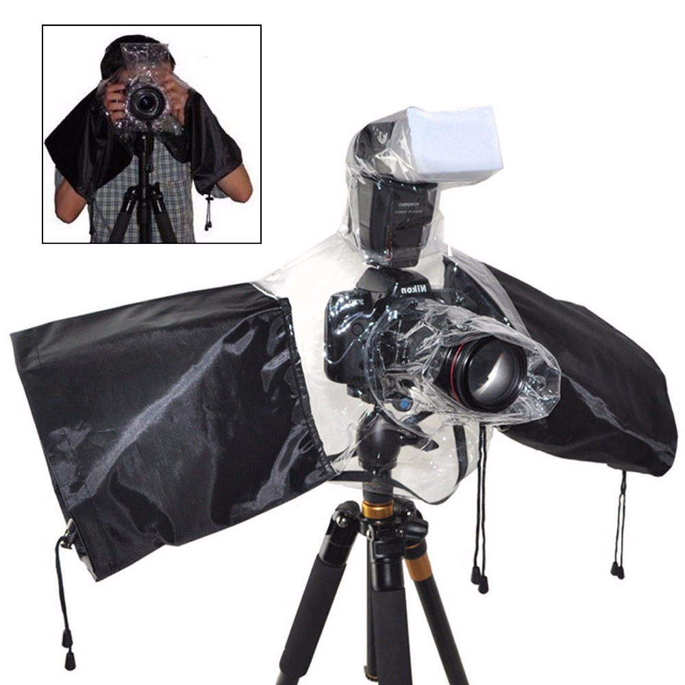 photo professional digital slr camera cover waterproof rainproof