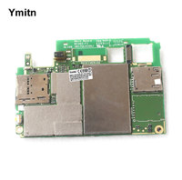 Ymitn Unlocked Housing Mobile Electronic Panel Mainboard Motherboard Circuits Cable With OS For Sony Xperia M4