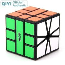 цена на QiYi MoFangGe SQ-1 Magic Cube SQ1 Square 1 Cubo Magico Professional Speed Neo Cube Puzzle Kostka Antistress Fidget Toys For Boy