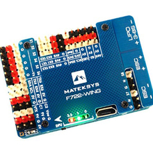 1PC Matek System F722-WING FC Plate Flight Controller Board for PDB RC