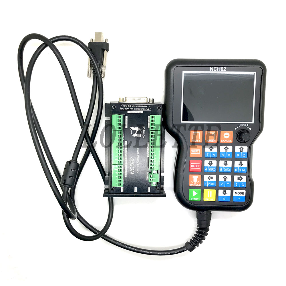 NCH02 3 Achse USB CNC Motion Control System Achse Controller Board NCH02-in CNC-Steuerung aus Werkzeug bei AliExpress - 11.11_Doppel-11Tag der Singles 1