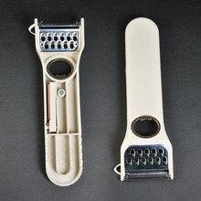 Latest design Peeler bottle opener knife sharpener with free shipping