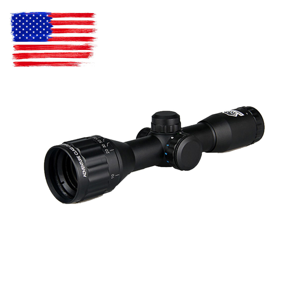 US Warehouse Canis Latrans Tactical 6x32mm Canislatrans Style Rifle Spotting For Hunting CL1-0145 canislatrans military two style tactical tm4 5 18x40 4 5x 18x magnification rifle scope for hunting cl1 0287