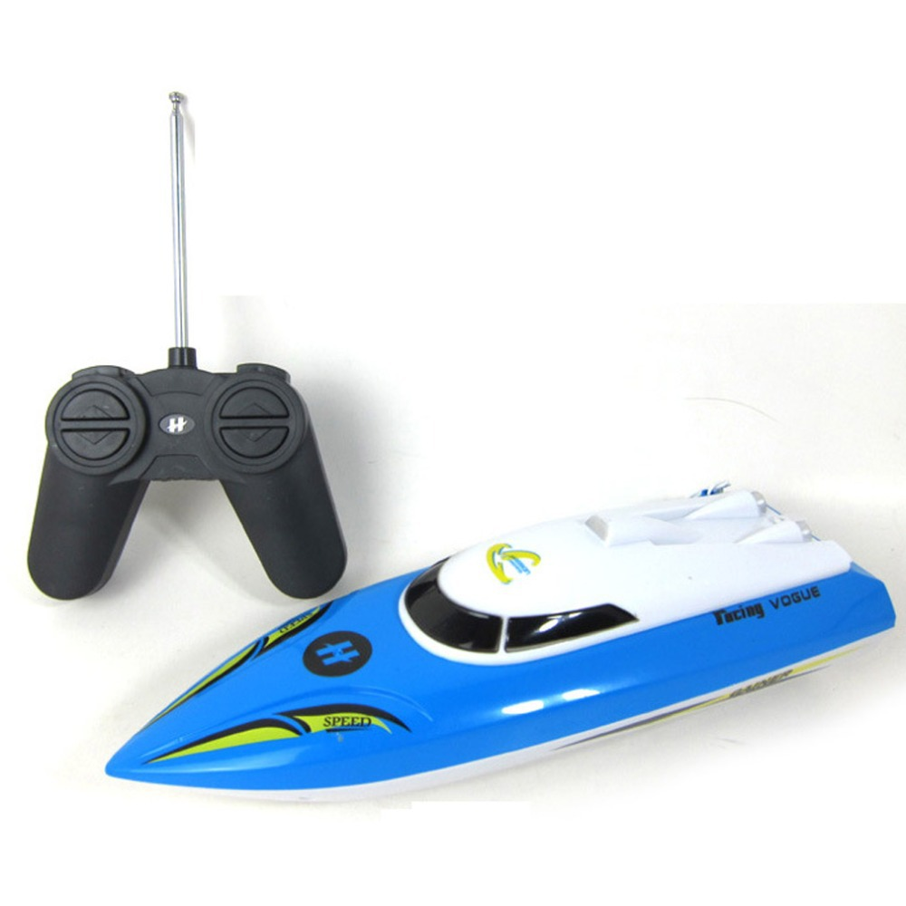 High Speed Wireless Remote Control Simulation Boats RC Electric Boats Waterproof Toys