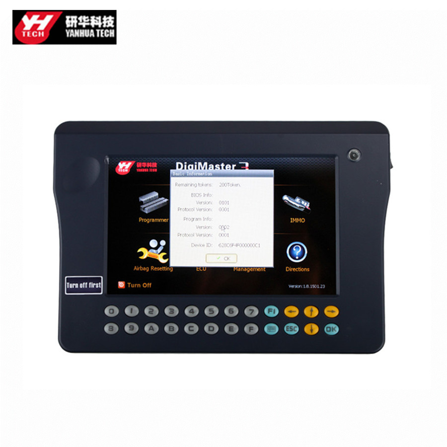 Yanhua Digimaster 3 Odometer Correction Master No Token Limitation Wiring Diagram Honda Elysion Update Online Get Cas4 Software Free Blog Store