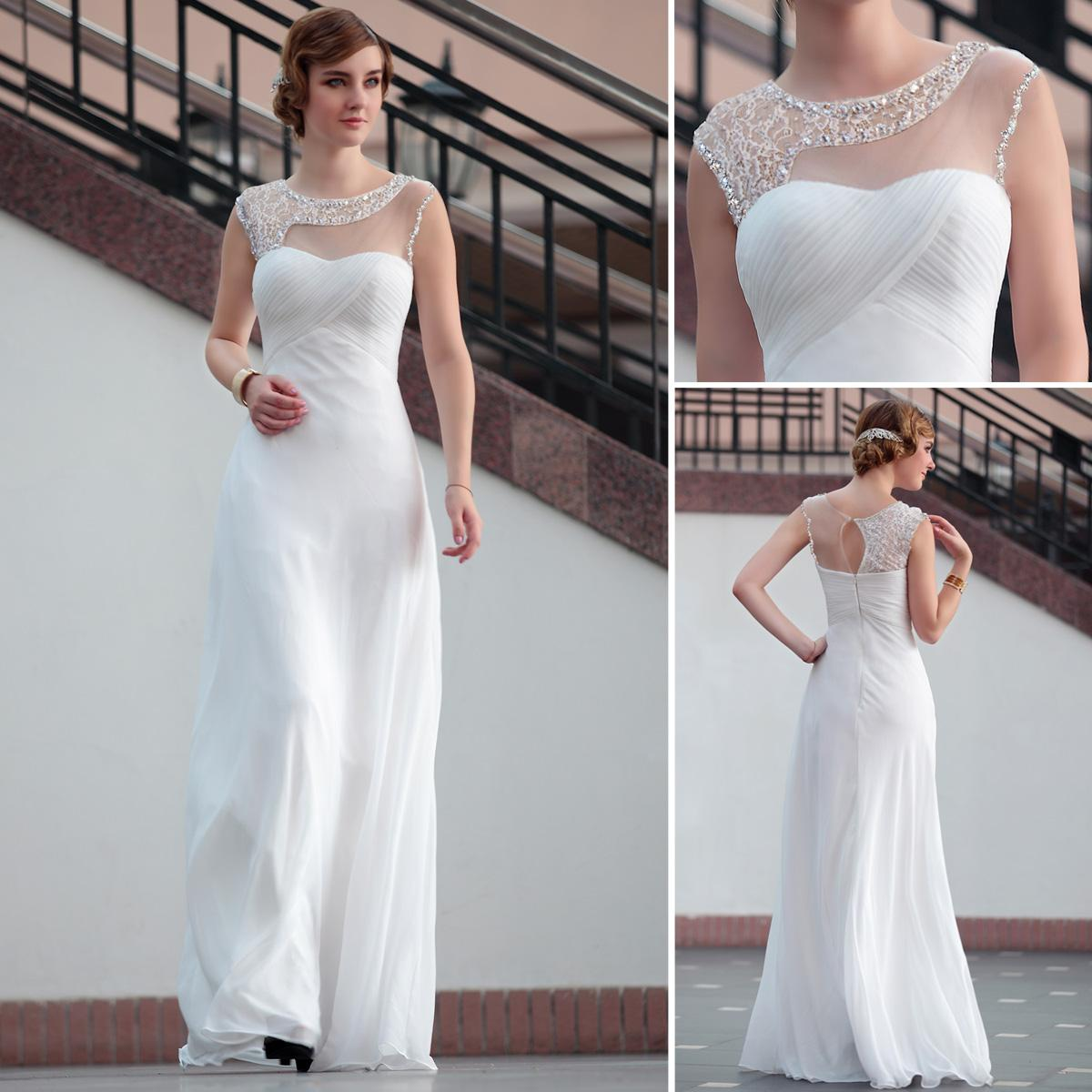 naya dress reception wedding dresses Adrianna Papell Ivory Nude Naya Dress BHLDN