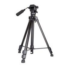 Q333 Câmera Digital Tripé Com 3 Seção de Alumínio Preto Bom Para Viajar Muito Leve 18 kg # 20%